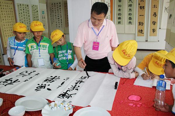 山西省书法家协会副主席刘志杰先生